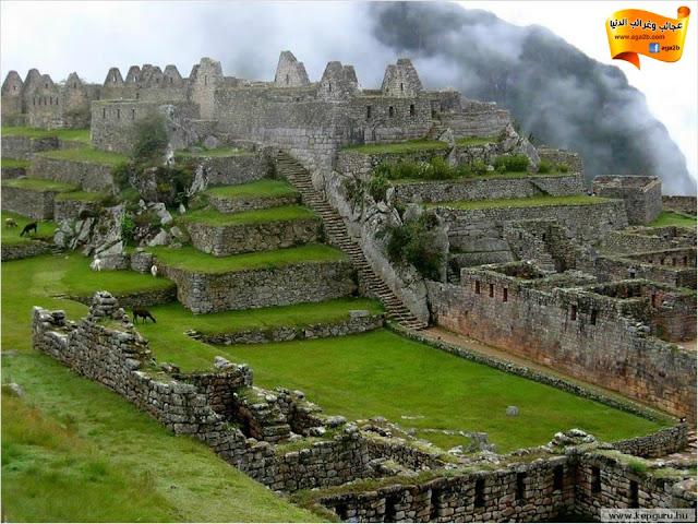 من عجائب الدنيا السبع  :حدائق بابل المعلقة الأسطورة الأبدية !