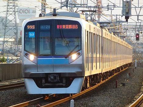 東京メトロ東西線 東葉高速鉄道直通 東葉快速東葉勝田台行き 05系