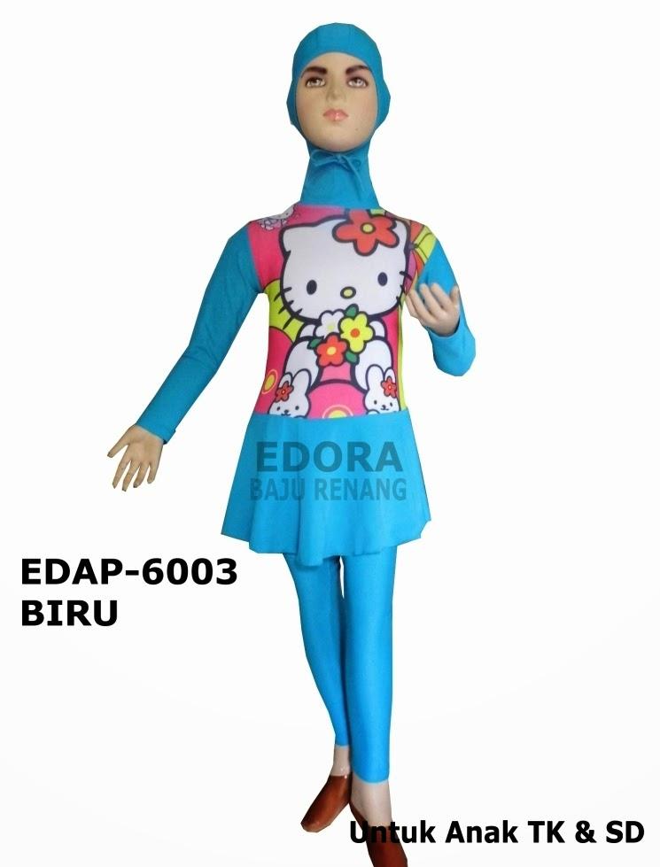 Jual Baju Renang Anak EDAP 6003 Biru