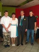 Na naszym przyjęciu weselnym 29.09.2007 r