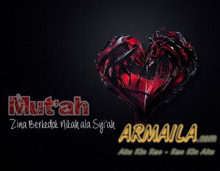 Petaka Nikah/Kawin Mut'ah - armaila.com