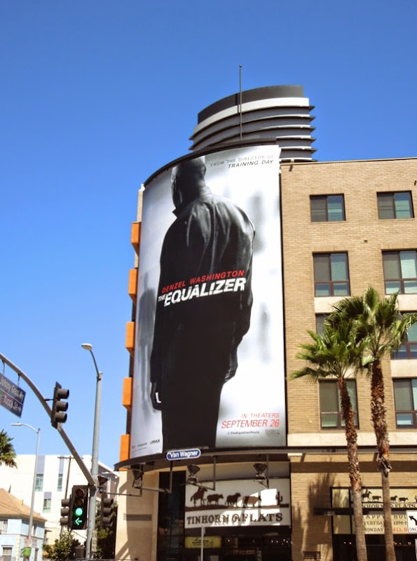 Equalizer 2014 movie billboard