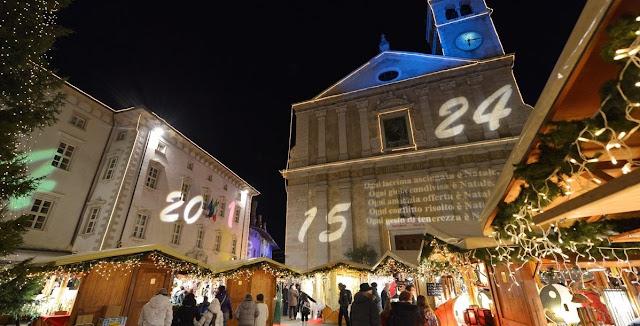 Weihnachtsmarkt in Arco