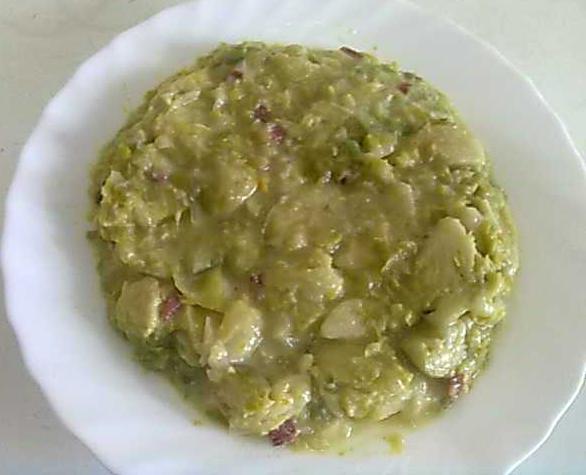 Coles de bruselas con besamel - Cocinar coles de bruselas ...
