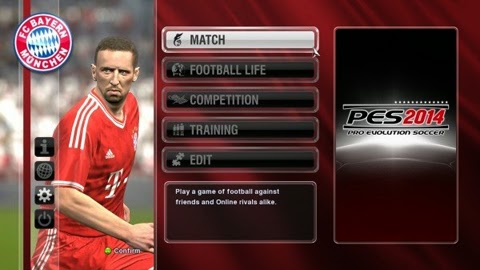 The interface of PES 2014 is really annoying for many gamer