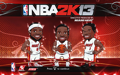Create a Custom NBA 2K13 Startup Screen Tutorial