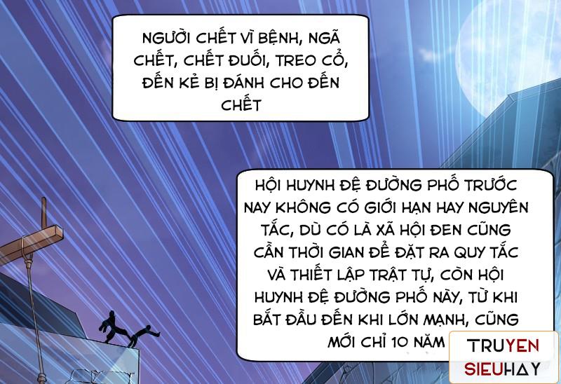 Vương Quốc Huyết Mạch chap 1 - Trang 31