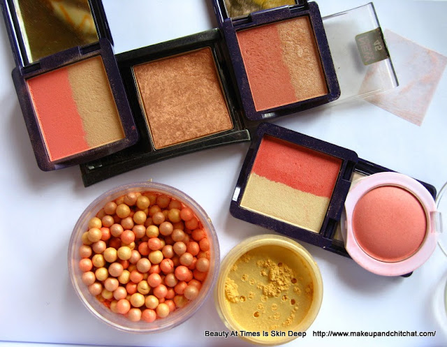Makeup favorites of April 2015 Blushers