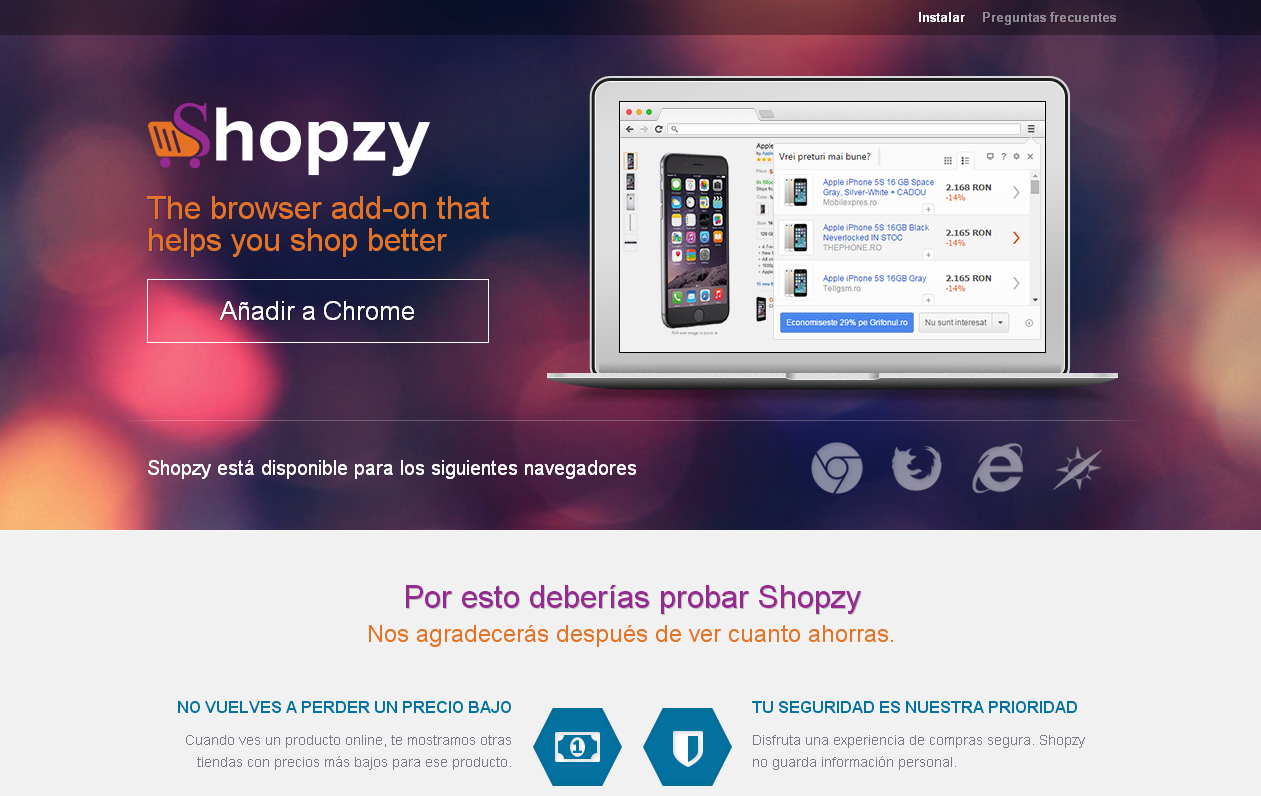 Shopzy