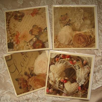 Astrid Louwes romantische wenskaarten