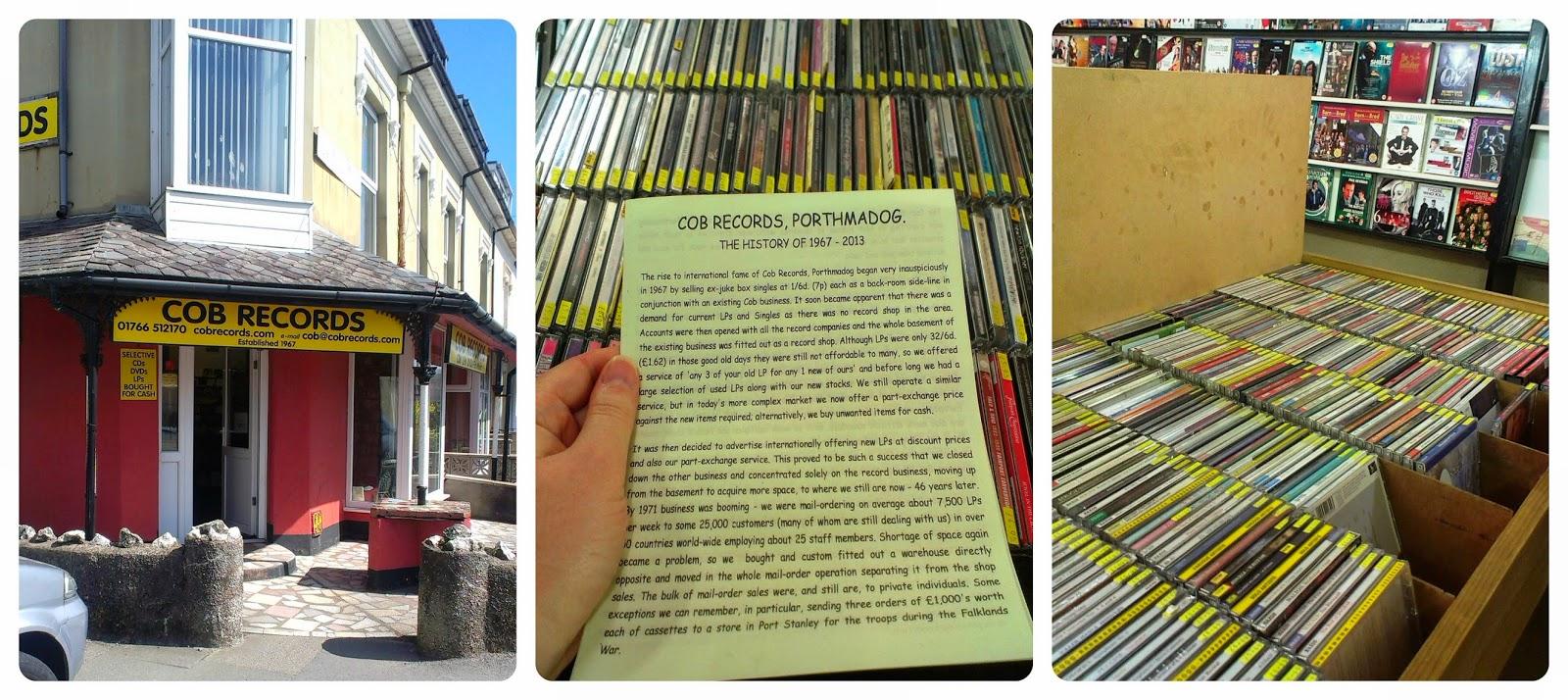 Cob Records, Porthmadog
