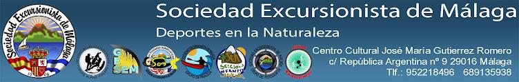 Sociedad Excursionista de Malaga