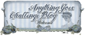 Anything Goes Challenge Blog