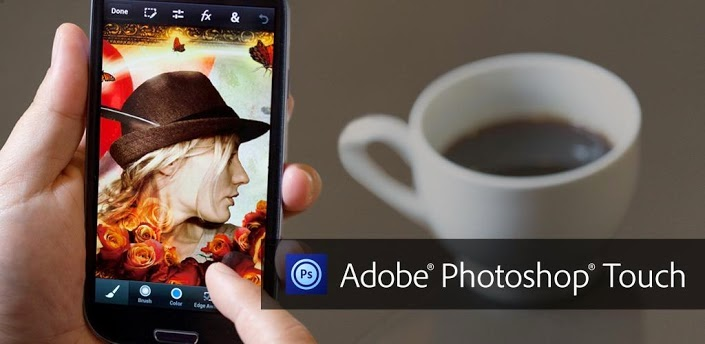 Download Adobe Photoshop Touch Premium APK Android