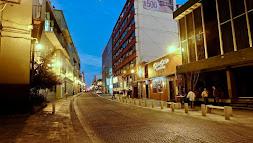 Zaragoza, una calle moderna, pensada en el peatón: Robledo Landero