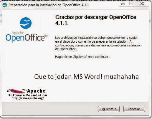 Matt Cutts asegura que OpenOffice es la mejor suite ofimática para el SEO