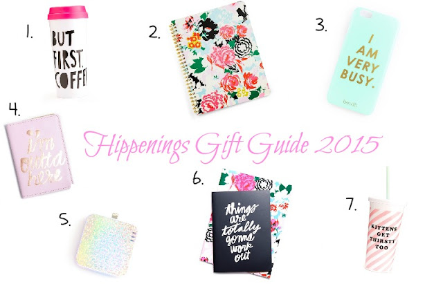 Hippenings Gift Guide
