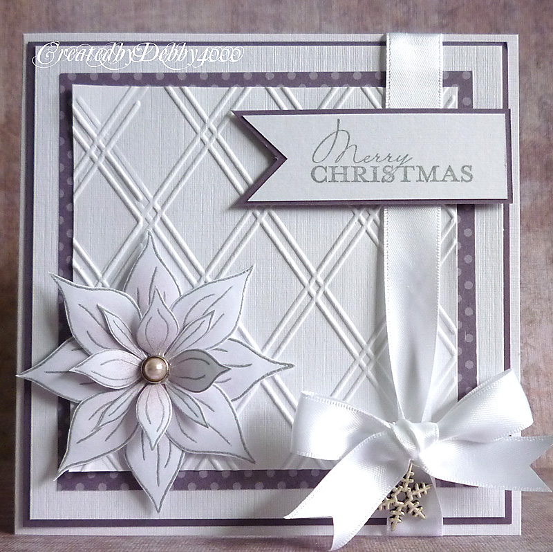A scrapjourney less is more for Elegant christmas card ideas