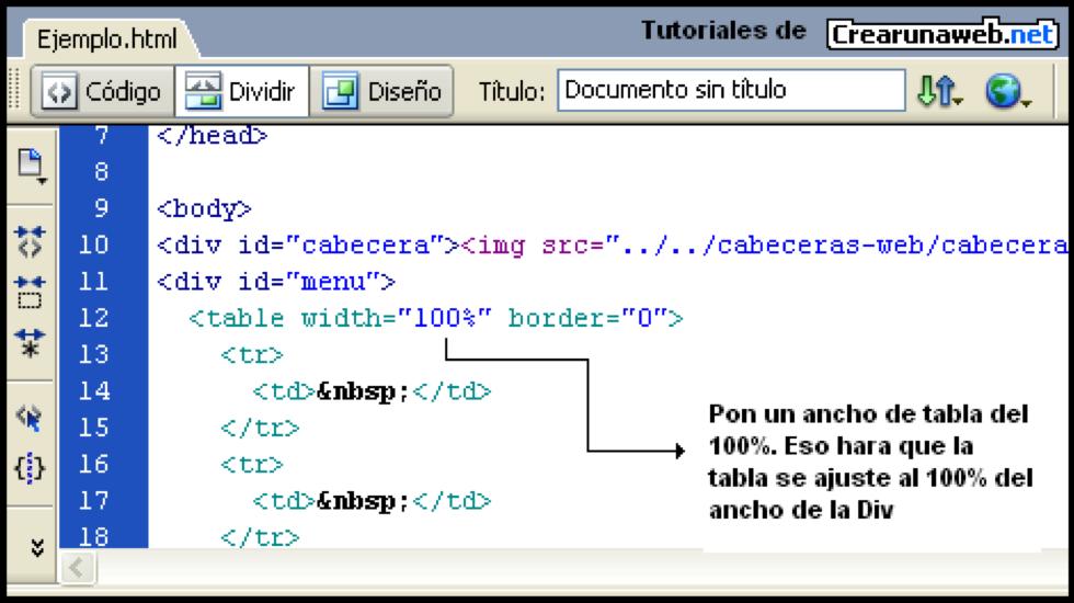 Crear páginas Web con el bloc de notas: HTML | Elaboración de ...