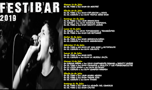 el último concierto: FestiBar