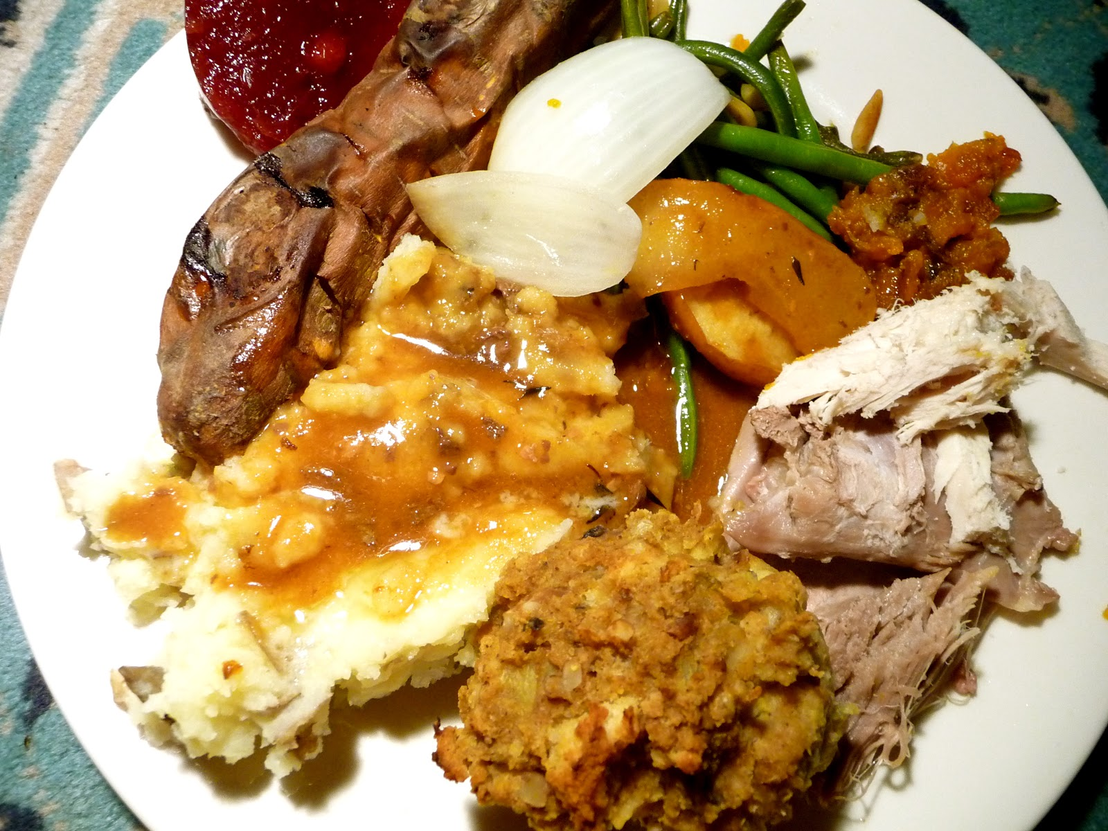 The Daily Dietribe: 50+ Gluten-Free Thanksgiving Dinner Recipes ...