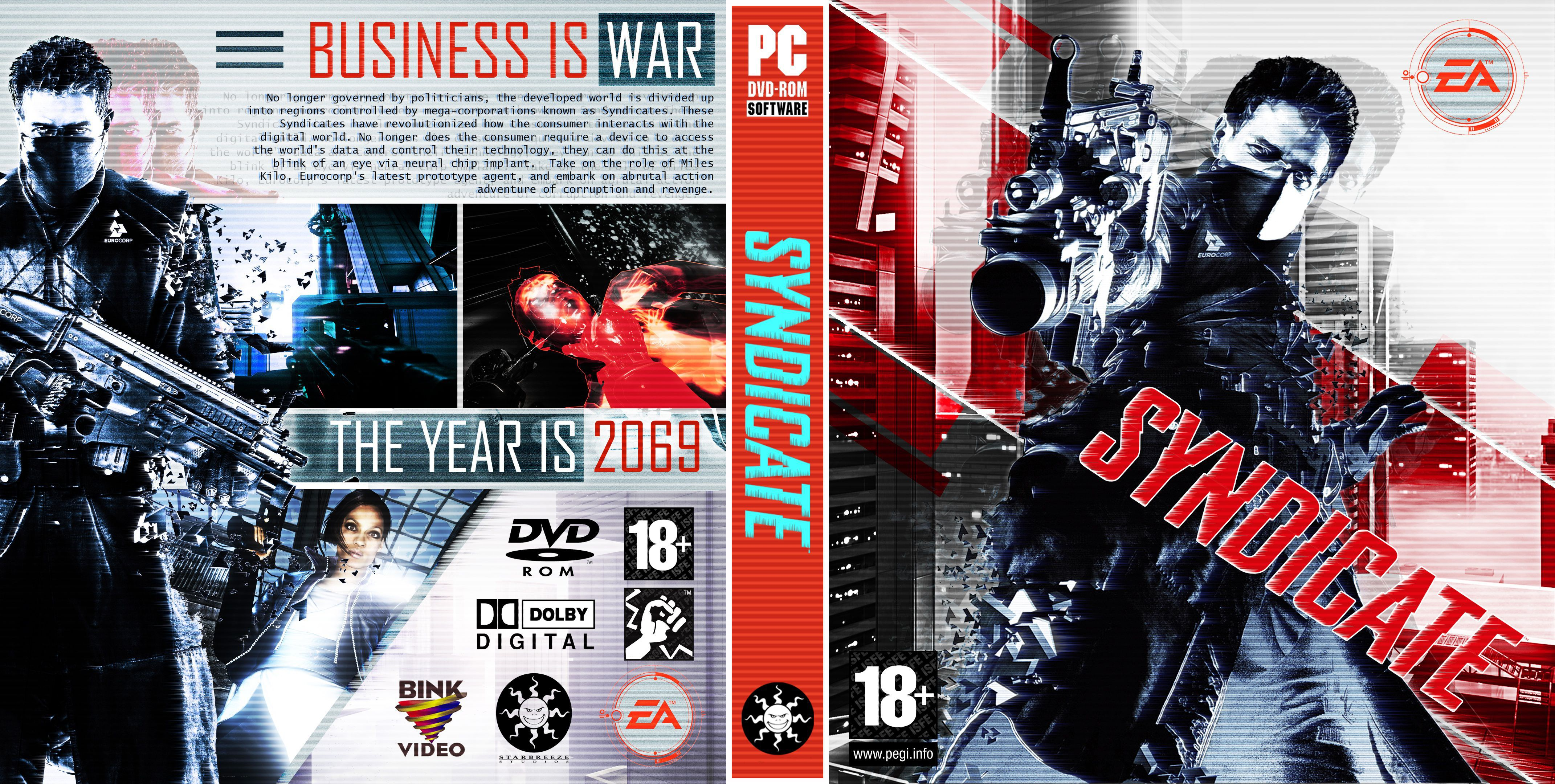 Capa Syndicate PC