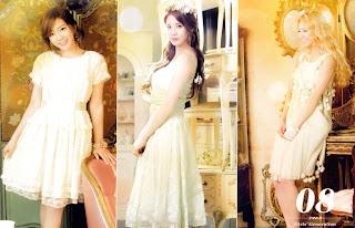 SNSD Taeyeon-Seohyun-Hyoyeon Desk Calendar 2013