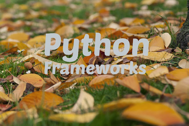Python Frameworks For Web Development