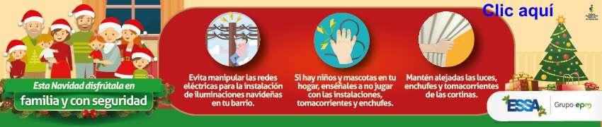 Mensaje navideño de ESSA-EPM