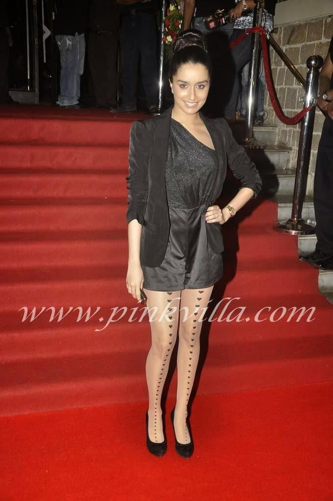 Shraddha Kapoor at the Red Carpet