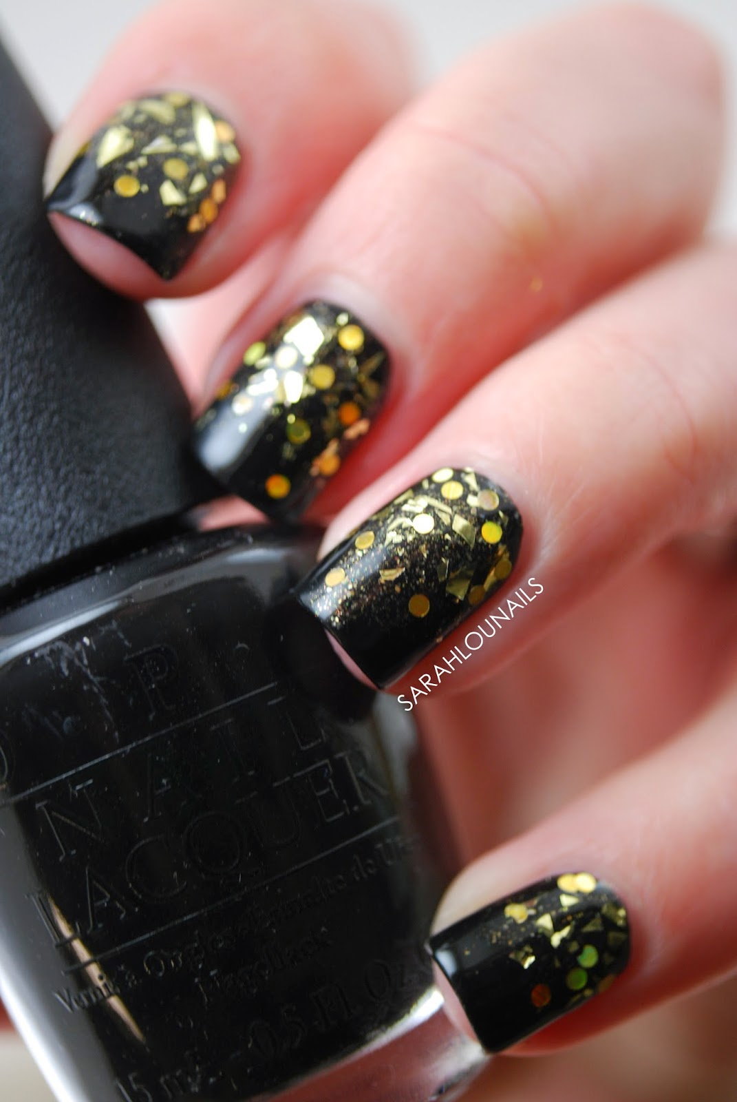 Sarah Lou Nails: More New Years Nails!