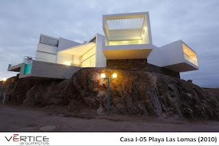 casa por vertice arquitectos