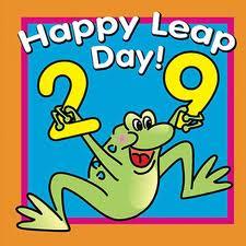 last leap year
