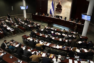 Honduran congress