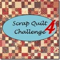 Scrap Quilt Challenge 4