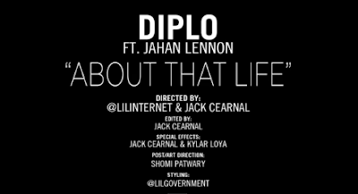 Diplo, About That LIfe