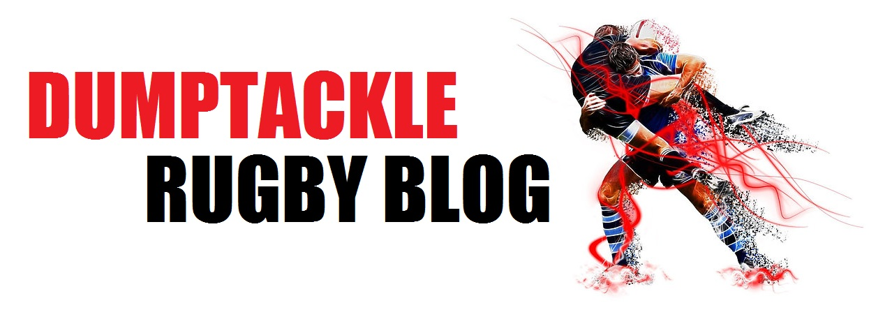Dumptackle Rugby Blog