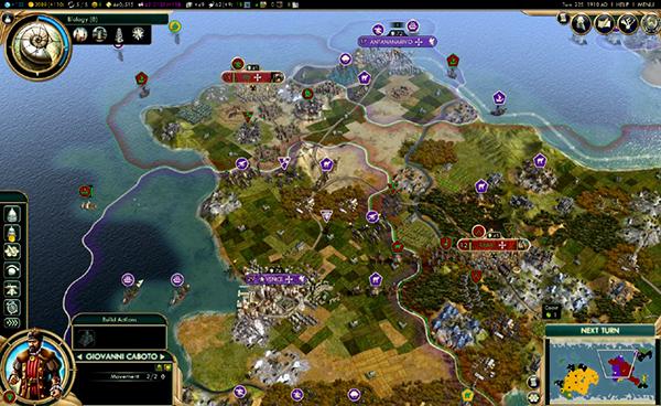 Sid Meier's Civilization V Complete Edition - PROPHET v1.0.3.144 Screenshot 1