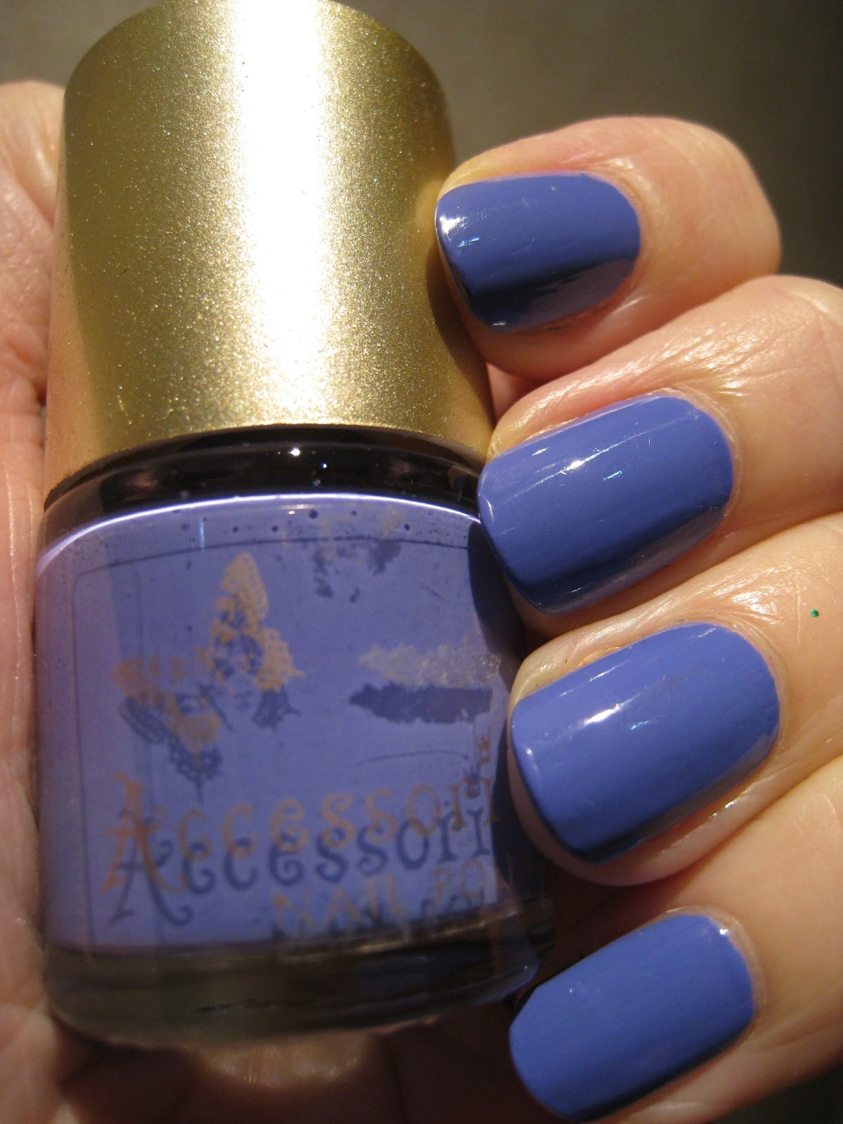 electric purple nail polish - photo #9