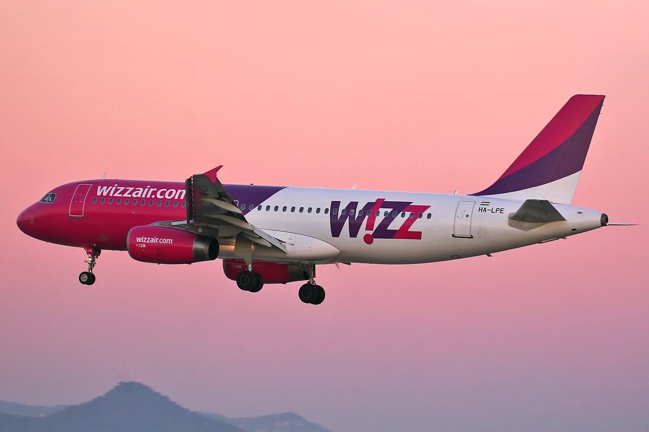 Wizz Air Warszawa Lizbona tanie loty
