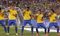 Hasil Semifinal Piala Konfederasi Brazil Vs Uruguay