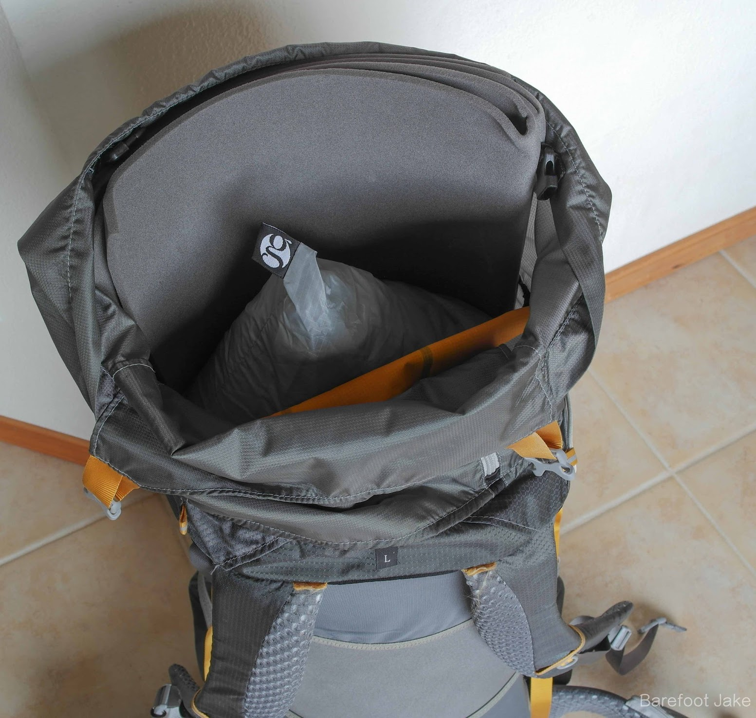 shelter backpack