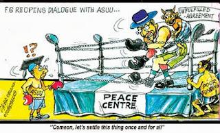 FG vs ASUU