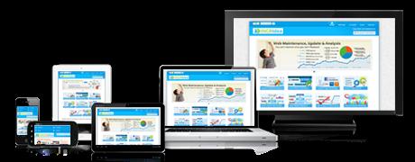Diseño web adaptable para móviles y tablets