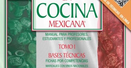 libros limusa la cocina mexicana manual para profesores