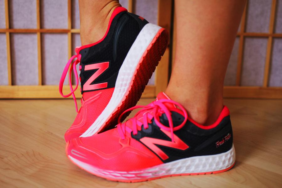new balance sneaker run