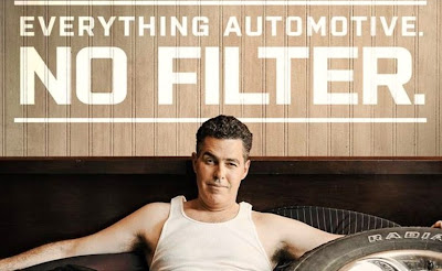 Car Show, Speed, TV, Adam Carolla