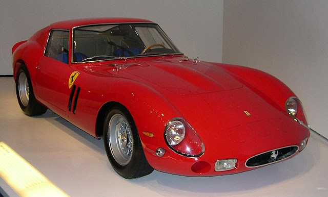 A classic Gran Turismo, the 1962 Ferrari 250 GTO