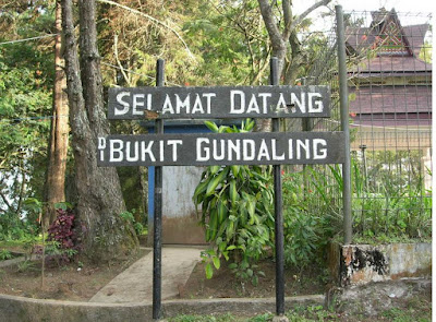Gundaling Hill Brastagi Tourist Places in North Sumatra