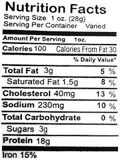 mama mias beef jerky nutrition